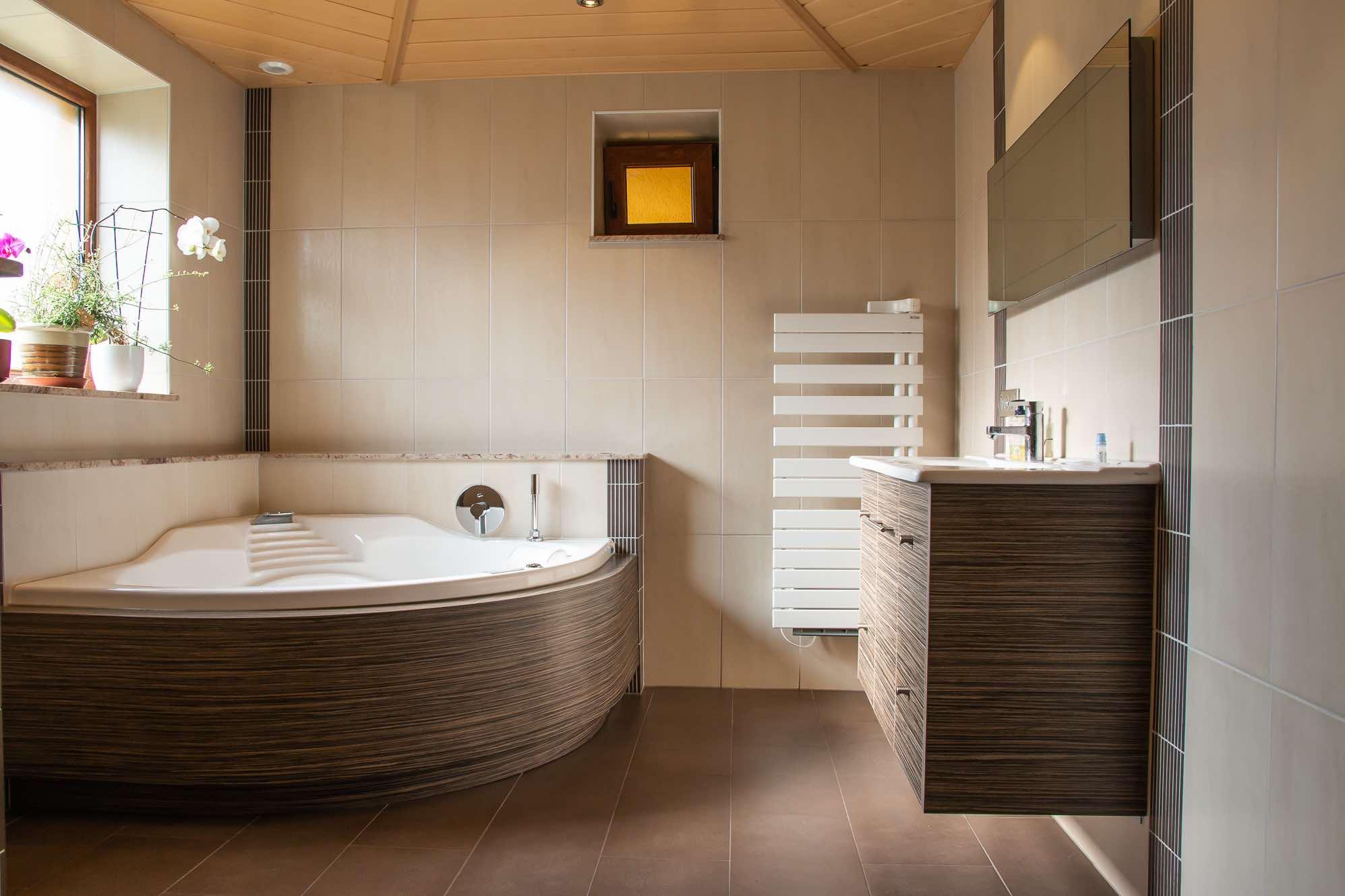 agencement meuble habillage salle de bain bas rhin