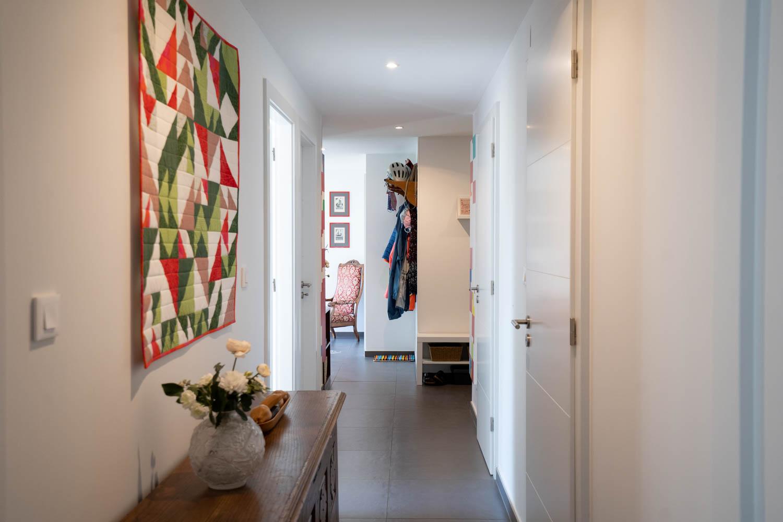 porte intérieure appartement alsace